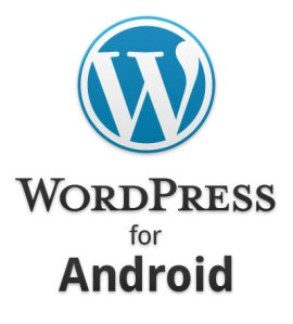 WordPress for Android Logo