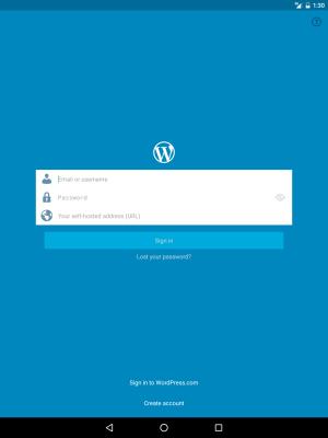 Wordpress Ios App Gallery | secondtofirst com